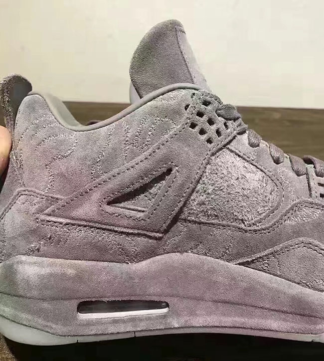 KAWS Air Jordan 4 Sample