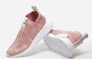 Kith Naked adidas NMD City Sock 2 Pink Sandstone