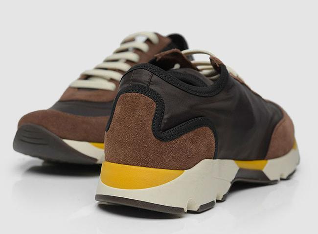 Marni Selva Brown Sneakers