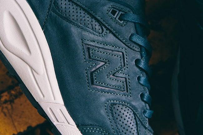 New Balance 990V2 Dark Turquoise