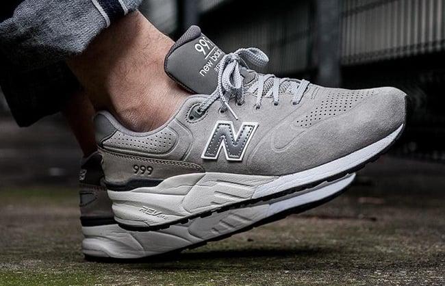 New Balance 999 Steel Grey