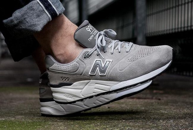 New Balance 999 Steel Grey