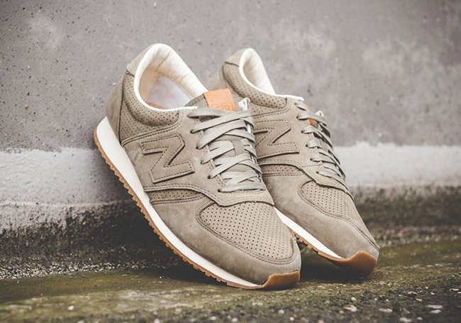 New Balance U 420 Not Olive White