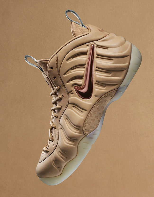 Nike Air Foamposite Pro Five Decades