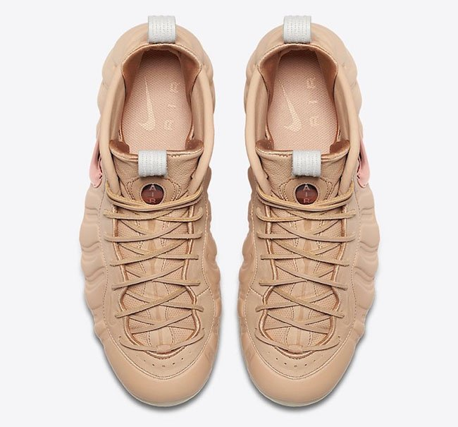 Nike Air Foamposite Pro PRM AS Vachetta Tan