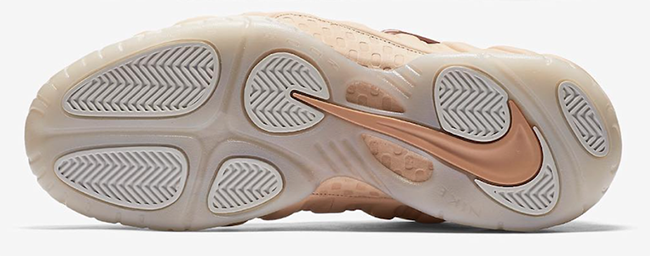 Nike Air Foamposite Pro PRM AS Vachetta Tan