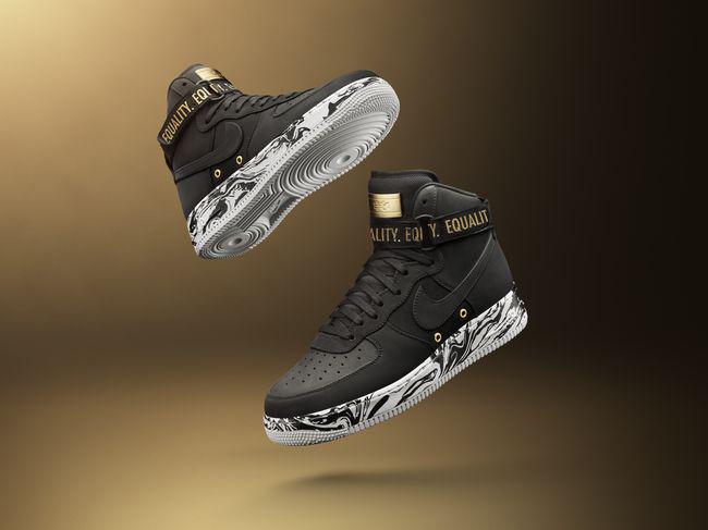 Nike Air Force 1 BHM