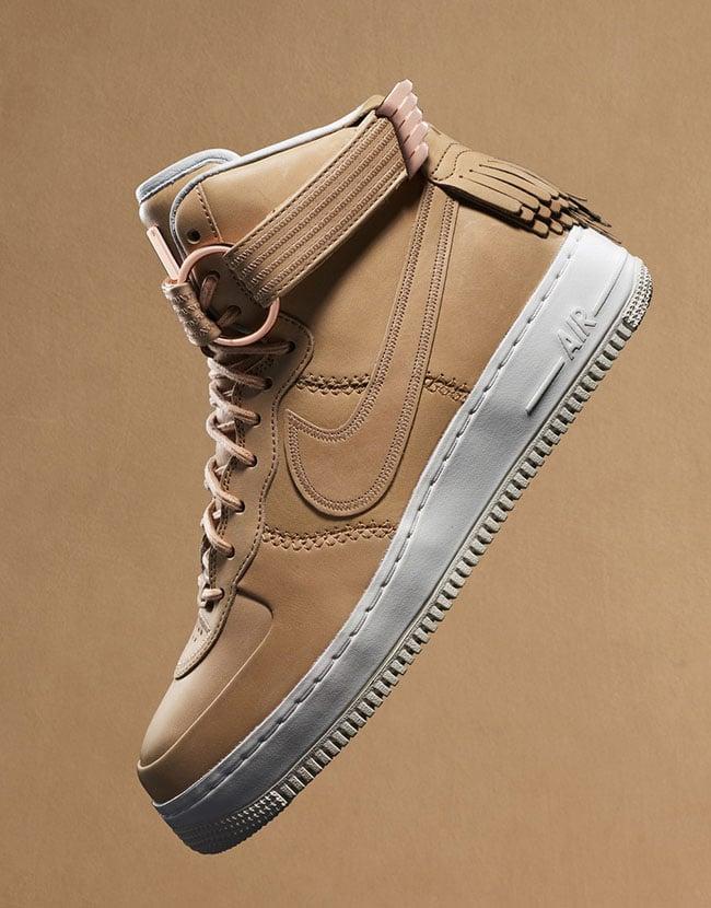Nike Air Force 1 LV8 Men's Basketball Shoes Metallic Gold