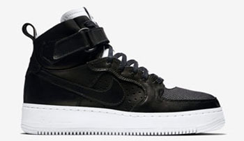 Nike Air Force 1 High Tech Craft Black
