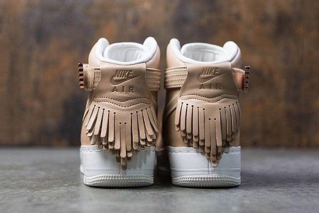 Nike Air Force 1 Sport Lux Vachetta Tan