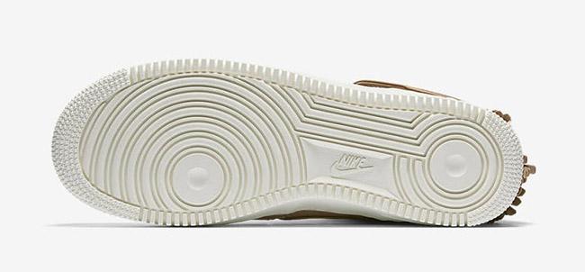 Nike Air Force 1 Sport Luxury Vachetta Tan