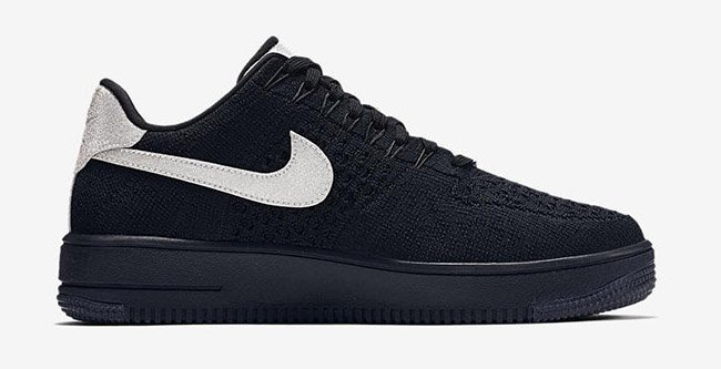 Nike Air Negro Force 1 Plata Y Negro Air 6fa793
