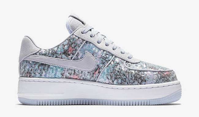 Nike Air Force 1 Upstep Low Palest Purple