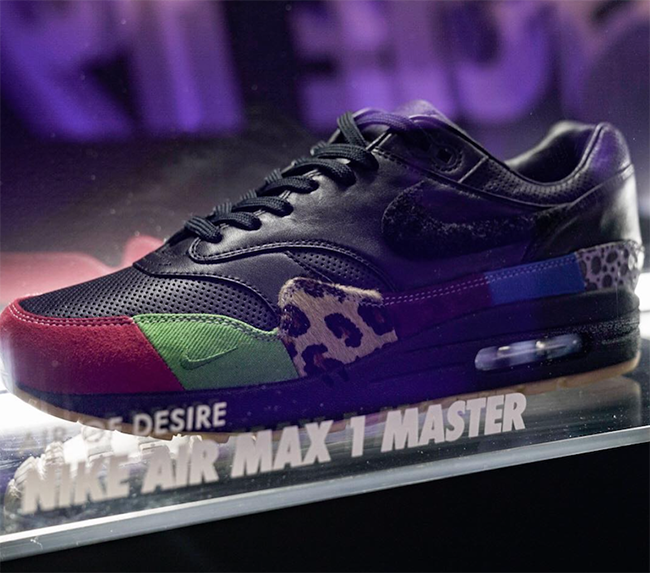 new products 8c35a 3e18c ... cheap nike air max 1 master air of desire release date 21fc4 99d08