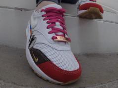 Nike Air Max 1 Master White