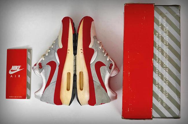 Nike Air Max 1 OG Retro Original Box Air Max Day