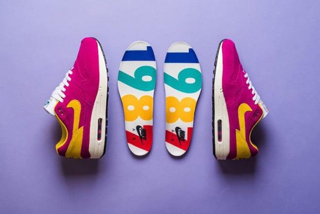 Nike Air Max 1 Dynamic Berry : Sneakers