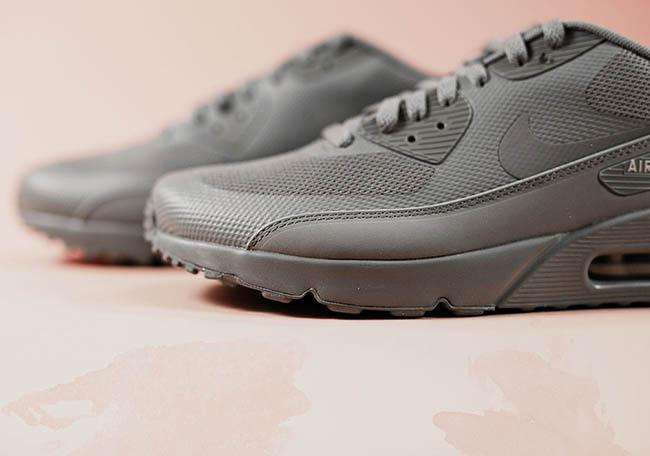 Nike Air Max 90 Ultra 2.0 Avgjørende Grå / Grå zLrooPyp1I