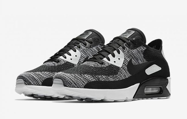 air max 90 ultra 2.0 flyknit oreo