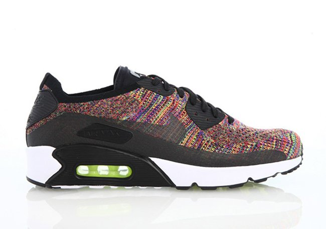 Nike Air Max 90 Ultra Flyknit Multicolor 2.0