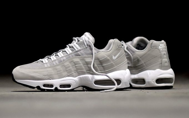 Nike Air Max 95 Granite 609048 058 SneakerFiles  SneakerFiles
