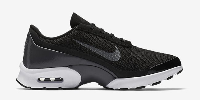 huge selection of 11321 06416 Nike Air Max Jewell Black Dark Grey