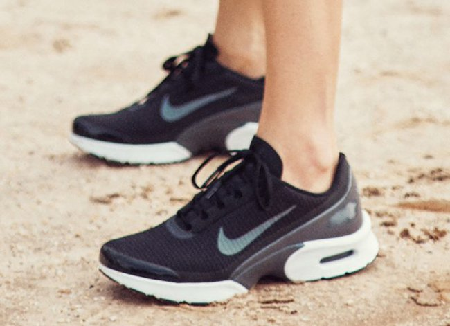 Nike Air Max Jewell Black Dark Grey