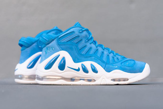 official supplier outlet store official site Nike Air Max Uptempo 97 University Blue Release Date ...