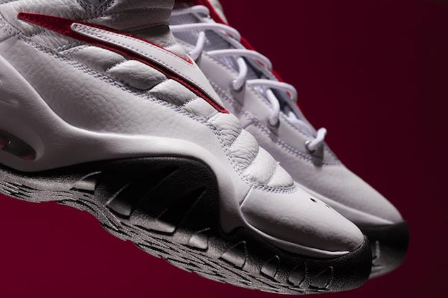 Nike Air Shake Ndestrukt OG Bulls Release Date