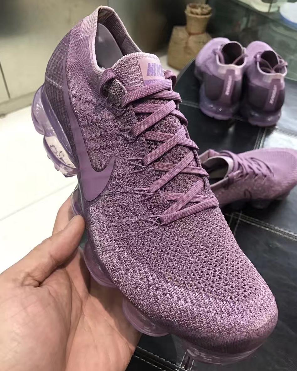 Nike Air Vapormax Purple Sneakerfiles