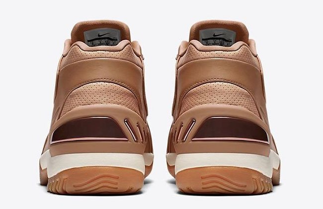 Nike Air Zoom Generation Vachetta Tan All Star