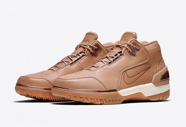 Nike Air Zoom Generation Vachetta Tan All Star