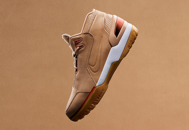 Nike Air Zoom Generation Vachetta Tan Rose Gold