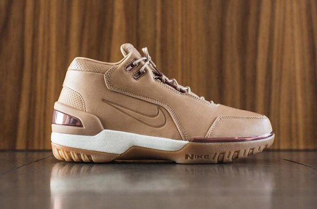feaff66b018f Nike Air Zoom Generation All-Star Vachetta Tan Release Date ...