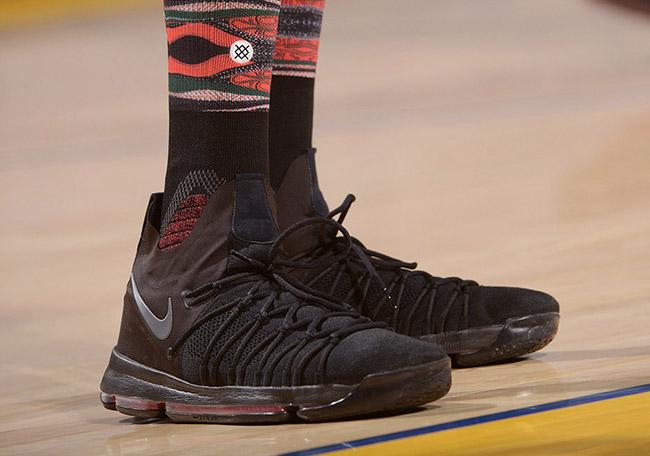 Nike KD 9 Elite Black