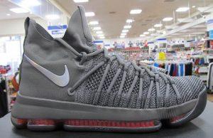 Nike KD 9 Elite Dark Grey