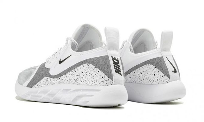 Nike LunarCharge Essential White Black Speckle