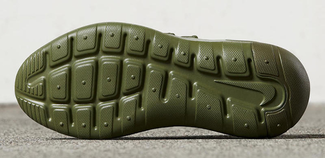 ce7bde0f8bbb Nike Payaa  Olive Green  Debuts on March 1st via Brian Betschart