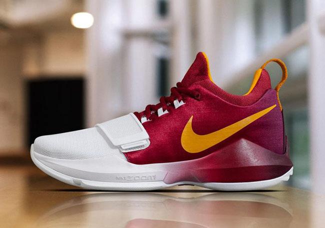 Nike PG 1 Hickory PE