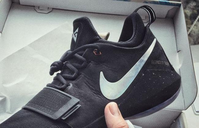 Nike PG 1 Pre-Heat Black Multicolor Release Date