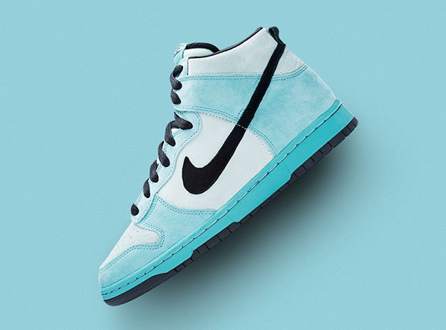Nike SB Dunk High Sea Crystal