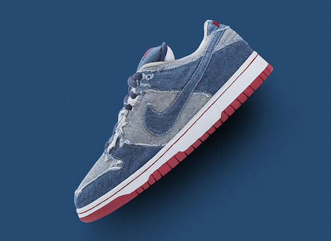 Nike SB Dunk Low Reese Denim