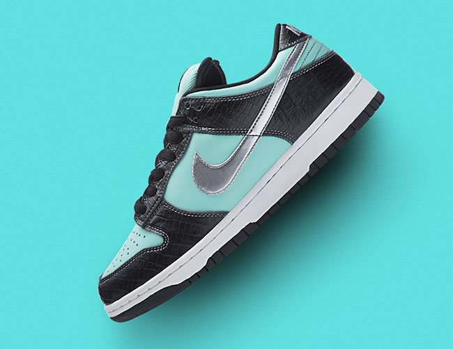 Nike SB Dunk Low Tiffany Diamond
