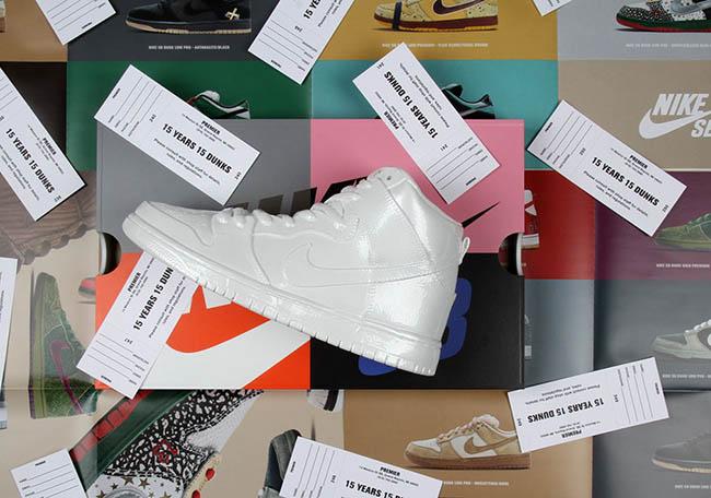 Nike SB Dunk Raffle