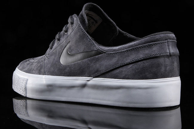 Nike SB Zoom Stefan Janoski Premium High Tape Anthracite