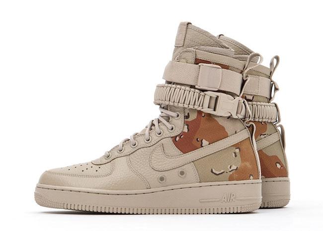 Nike SF-AF1 Desert Camo Release Date