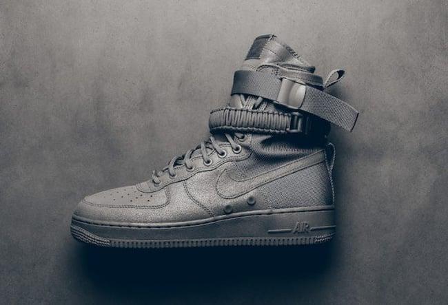 Nike SF-AF1 Dust Grey Release Date