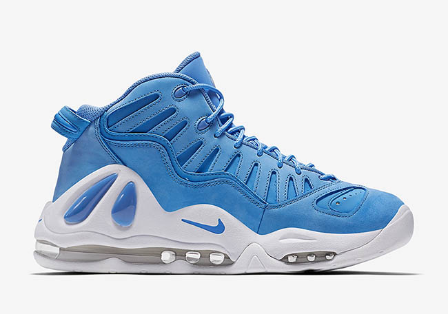 huge selection of ec3f2 fe7e4 Nike Air Max Uptempo University Blue Pack