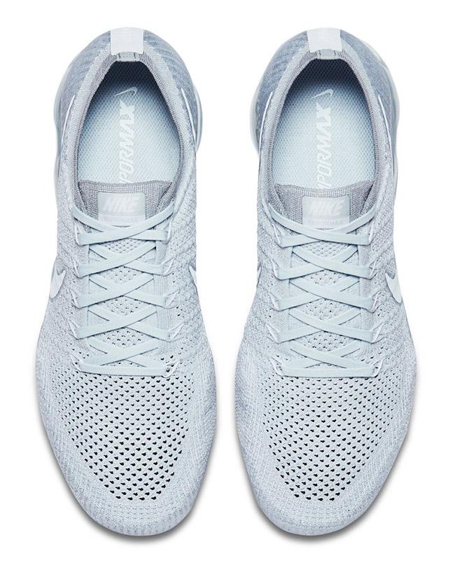 Nike Air VaporMax Pure Platinum White