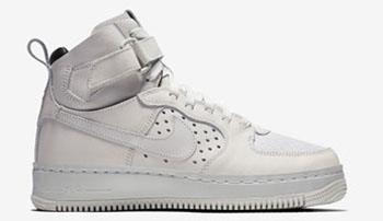 Nike WMNS Air Force 1 High Tech Craft White
